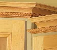 Decorative Molding For Cabinets