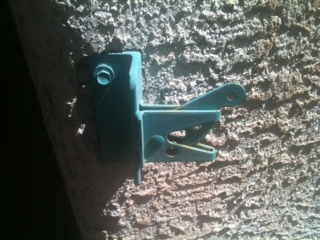 handyman gate latch
