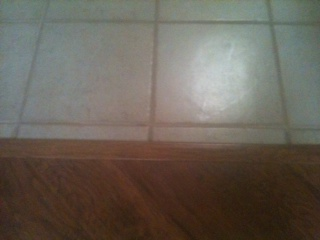 laminate to tile transition strip