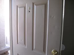 Fixing Front Door Dents Las Vegas Handyman Amp Hvac