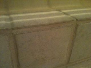 ceramic tile no bull nose
