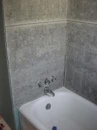Greenboard or cement board for a shower for Cement board for bathroom walls