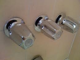 Old Shower Diverter Valve