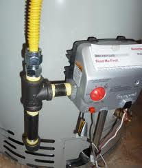 Water Heater Sediment Trap